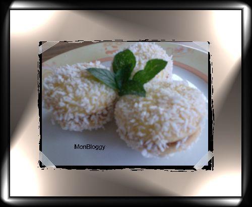 Pâtisseries Orientales : Bonbons Abricocos