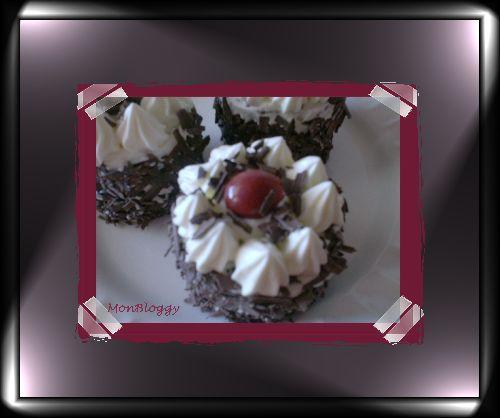 Mini-Gâteaux de la