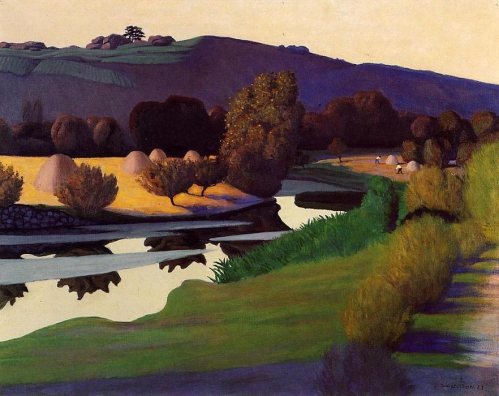 Felix-Vallotton-Evening-on-the-Loire.JPG