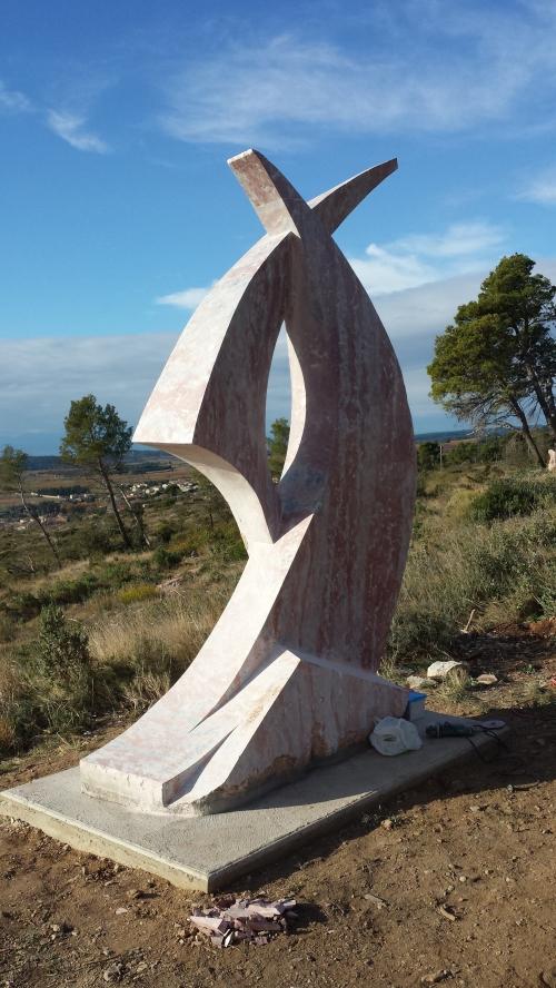 Eole  marbre Caunes-Minervois isabelle.jpg