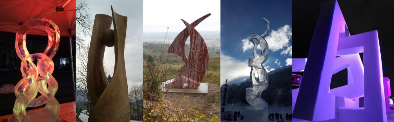 Pascal Veuillet     Sculptures