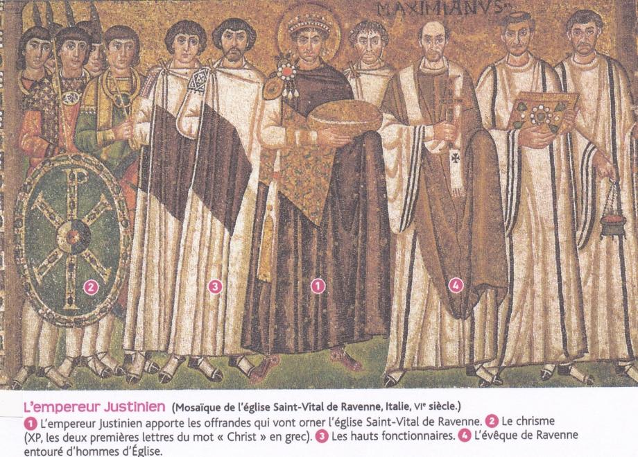 Mosaïque Ravenne. Justinien 1.jpg