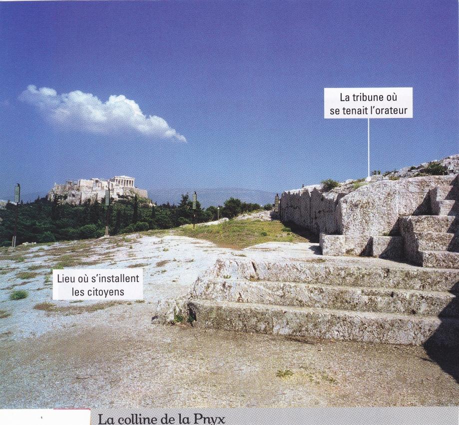 Athènes Pnyx. Photo actuelle.jpg