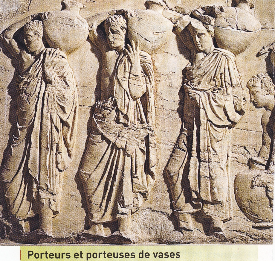 Athènes Parthénon. Frise panathénées 3.jpg