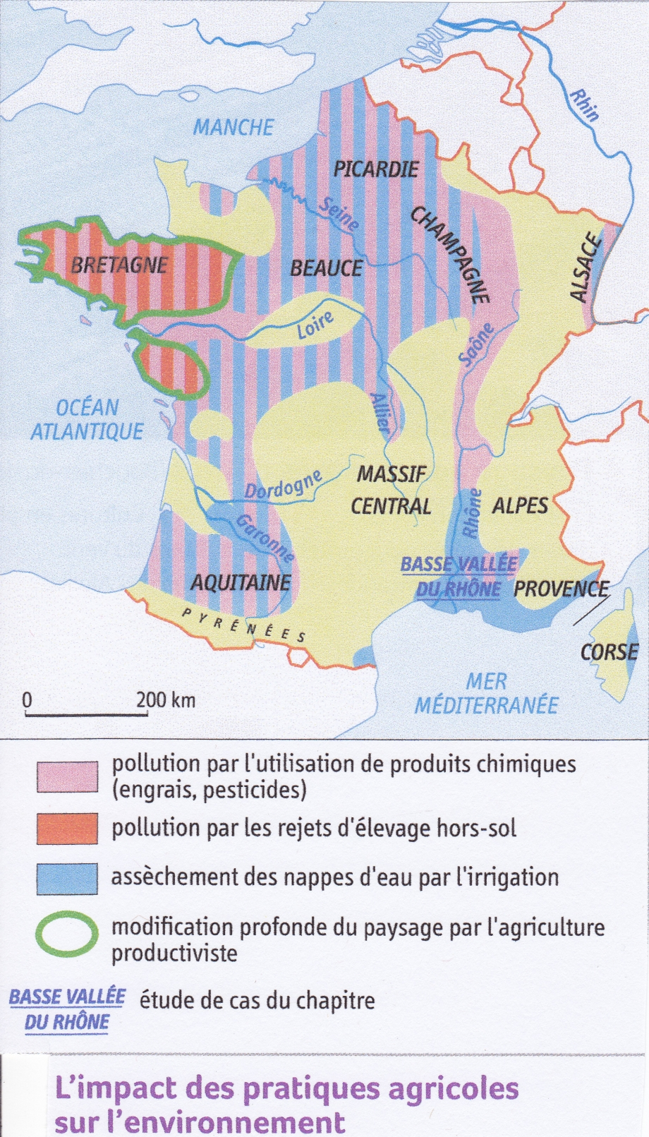 France. Impact pollutions agricoles (carte).jpg