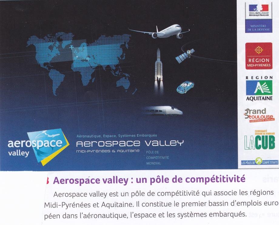 France. Toulouse Aerospace valley (publicité).jpg
