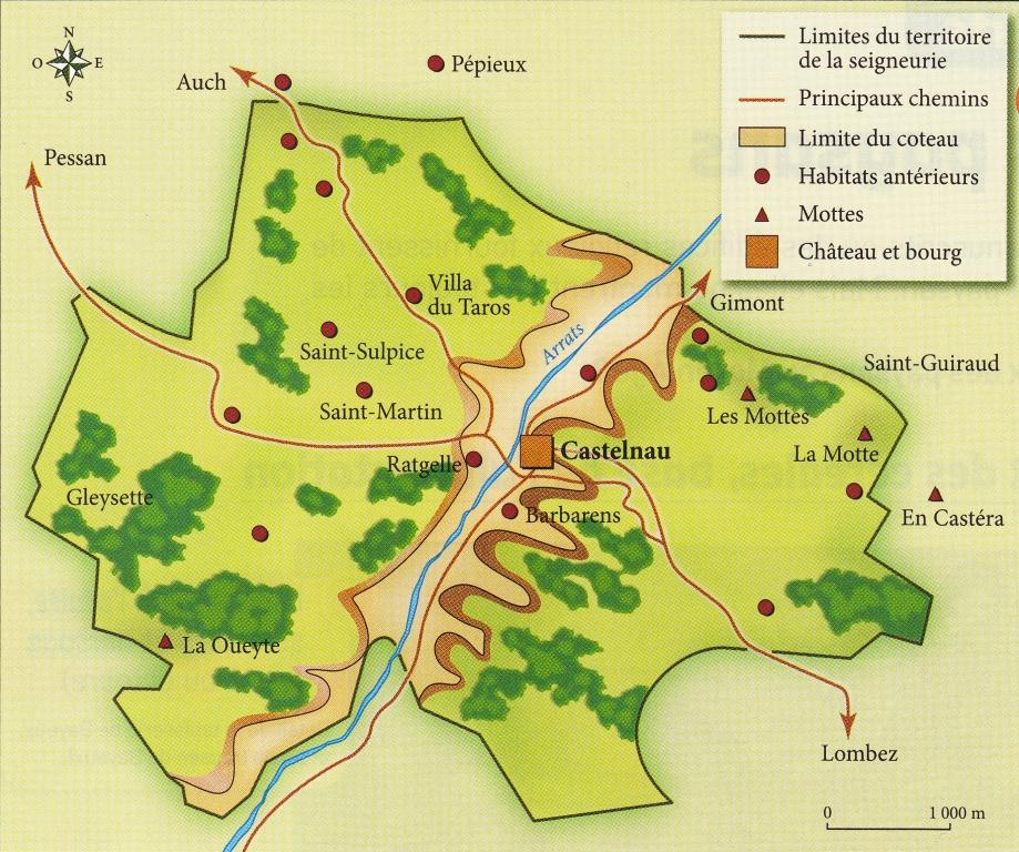 Castelnau-Barbarens. Territoire..jpg