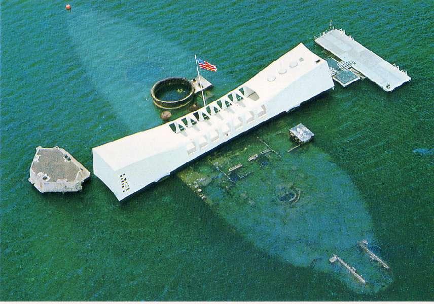 Pearl Harbor. Arizona Memorial.jpg