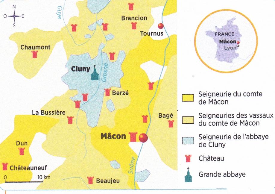 Comté de Macon vers 1100.jpg