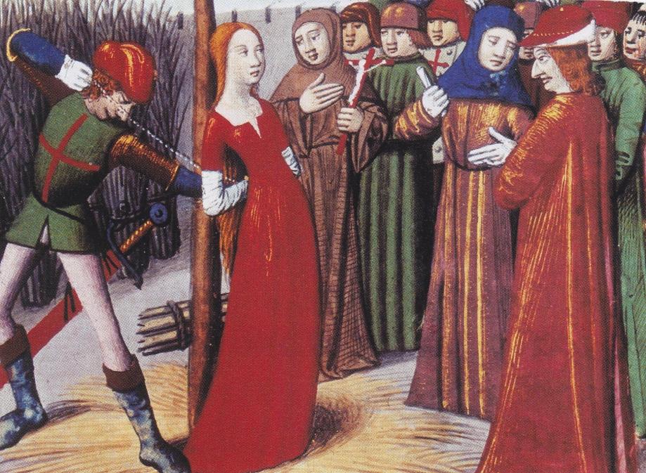 J D'Arc. Exécution.jpg