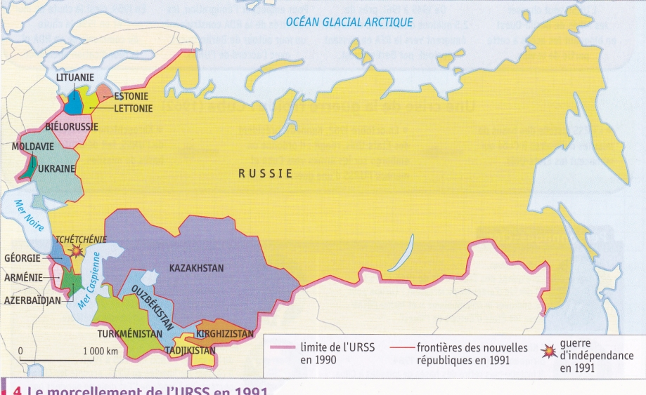 URSS. Dislocation 1991. Carte.jpg