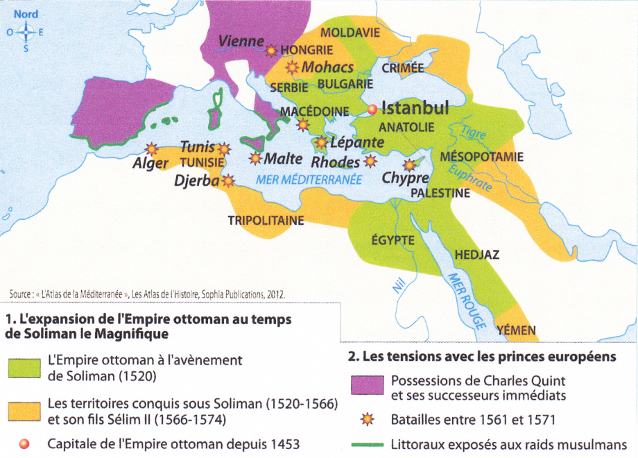 Soliman. Expansion ottomane (carte).jpg