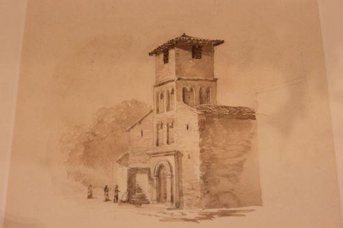 Ancienne église de Sainte Foy les Lyon