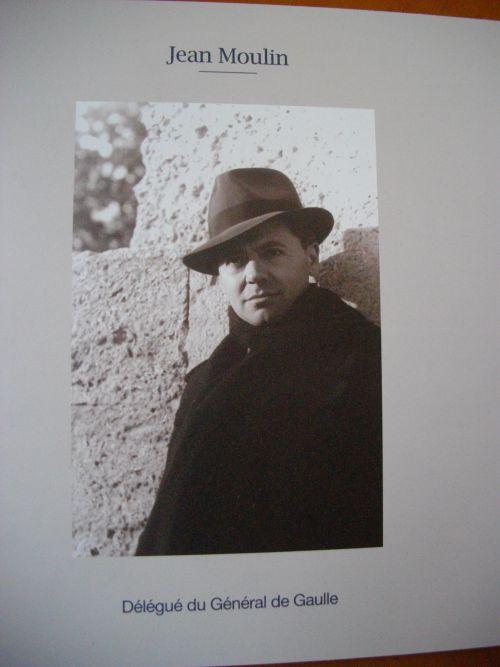 Jean Moulin (1899-1943).