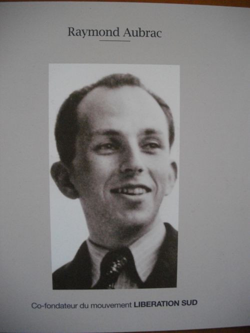 Raymond Aubrac (1914-2012).