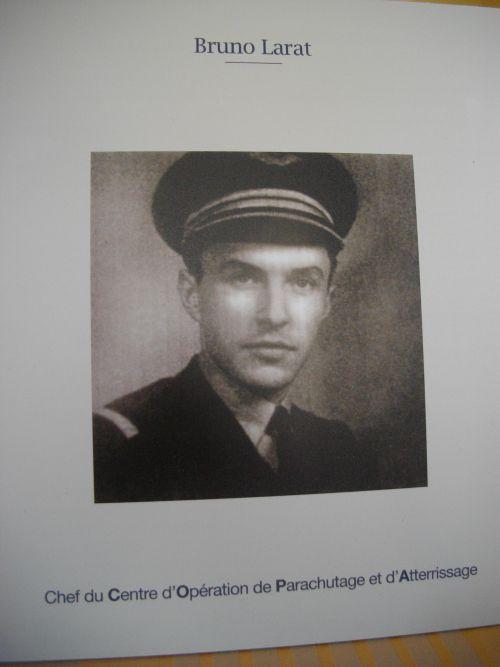Bruno Larat.