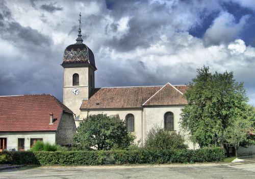 Eglise de Saône