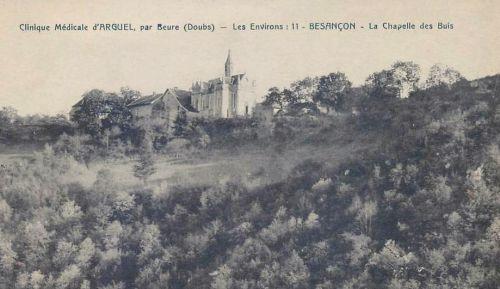 Chapelle des Buis
