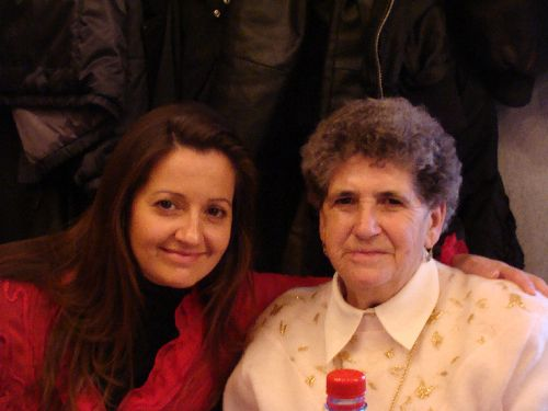 Maria & minha chogra