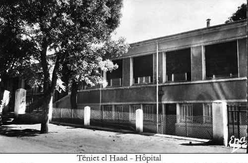 Hôpital et maternité