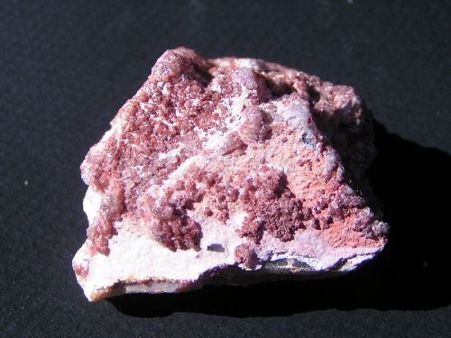 Fluorite, Mine des Trois Termes
