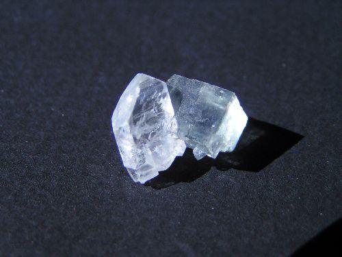 Fluorite, Mine de l'Avellan