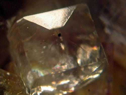 Fluorite, mine de Maraval