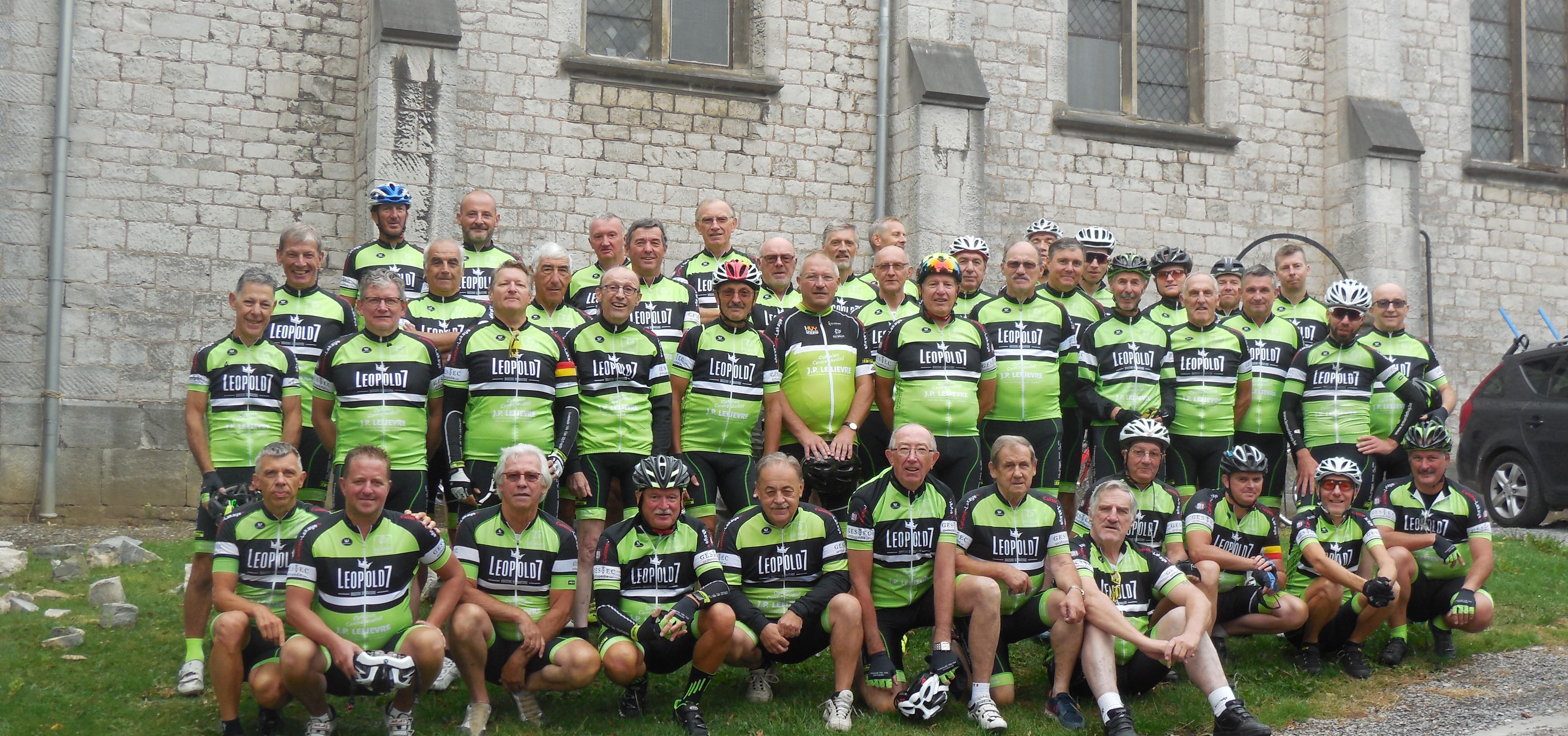Promenade Vélo Club Couthuin - since 1984