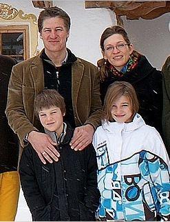 Tobias Moretti Familie