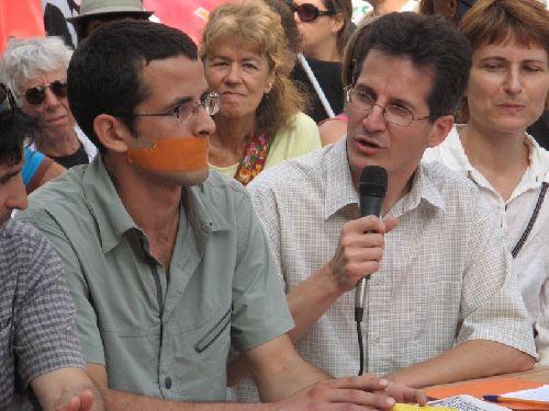 Bastien Cazals interdit de parole par l'inspecteur d'académie