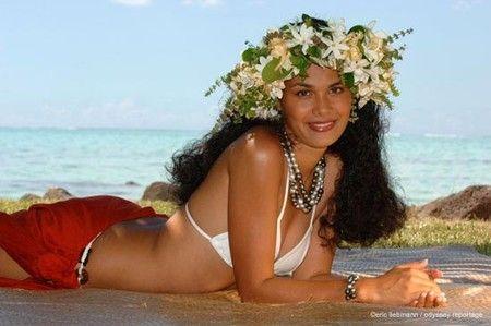 MISS TAHITI  2007