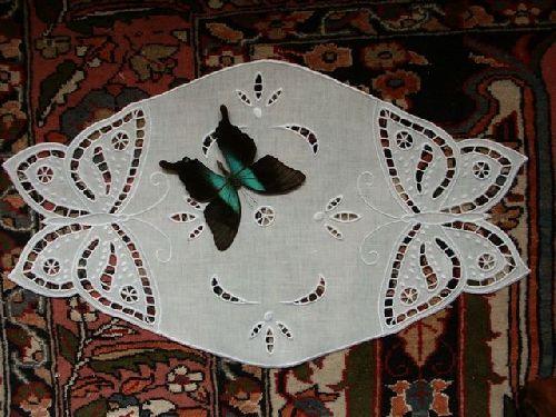 papillon napperon