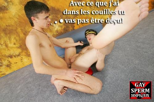 gay enculeur grosse bite en ejaculation
