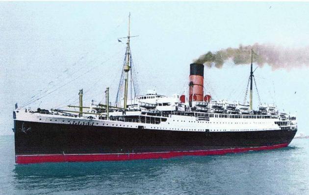 Quels sont vos paquebots préférés de la Cunard Line ? Lancastria_1