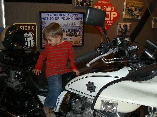 San Diego County Sheriff 's museum