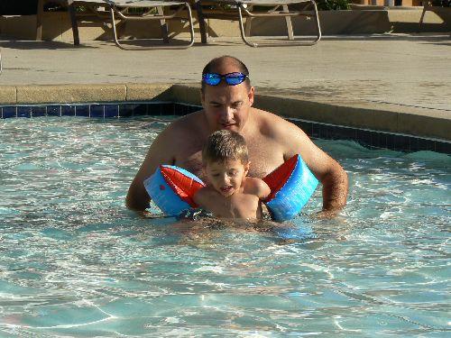 piscine le 1er décembre