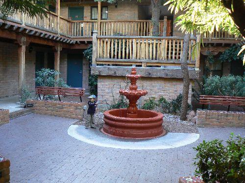 notre hôtel à Tucson
