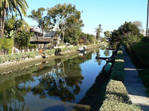 Venice et ses canaux