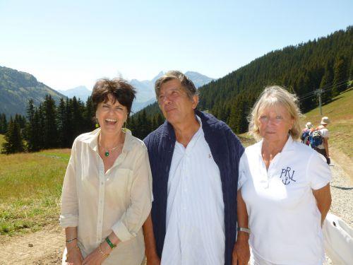 Mes amis Dalloz l'été 2011 aux Carroz