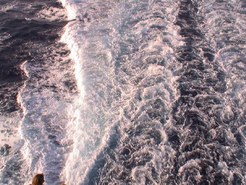 un drum de mare mediterană fără început şi sfârşit