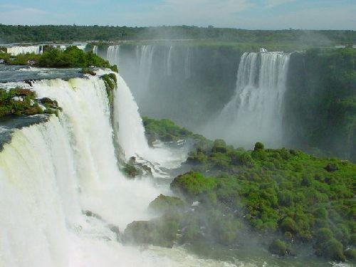 Fosse d'Iguaçu (Brésil)