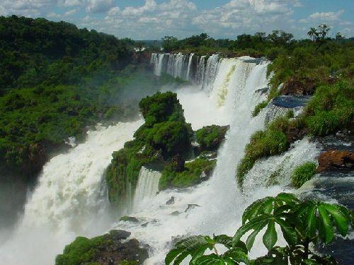 Fosse d'Iguaçu (Argentine-Brésil)
