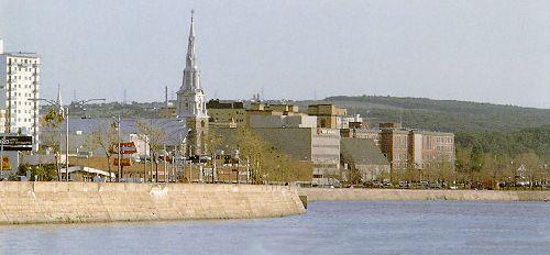 Rimouski (Bas Saint Laurent-Québec).