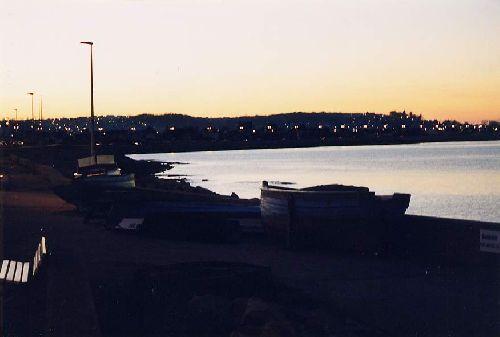 Cherbourg-Octeville bout de la terre de France (Cotentin - Normandie - France)