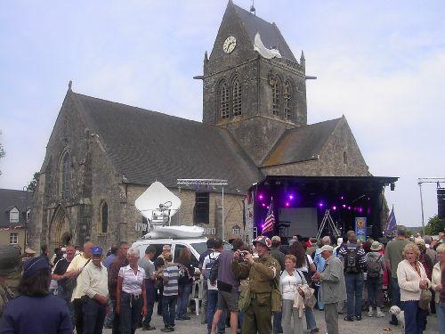Sainte Mère Eglise 06/06/2009
