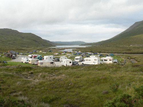 ... situé à l\'entrée de l\'île de Skye