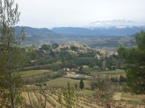 Village de Vinsobres