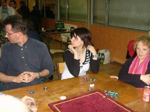Dans l\'ordre : Phane, Olivia et Nat