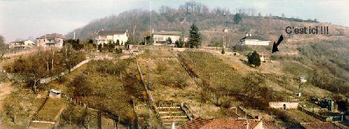 Le terrain en 1979