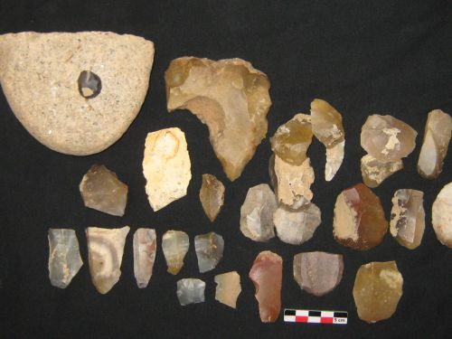 Divers sites Néolithique